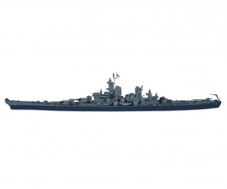 tamiya 1:700 US Missouri Schlachtschiff WL