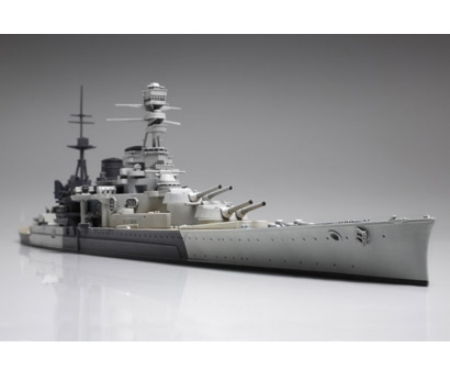 tamiya 1:700 Brit. Repulse Battle Cruiser WL