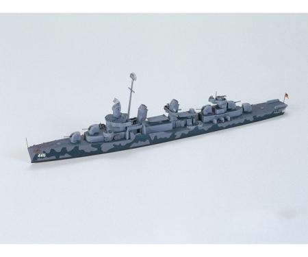 tamiya 1:700 US DD445 Fletcher Zerstörer WL
