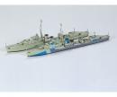 tamiya 1:700 Brit. O-Class Destroyer WL