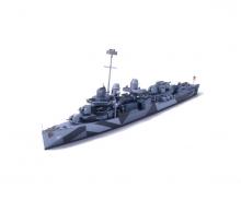 tamiya 1:700 US DD-797 Cushing Zerstörer WL