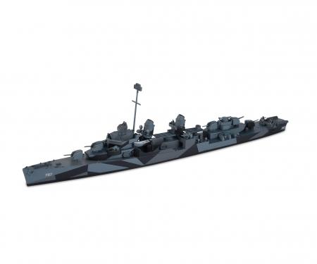 tamiya 1:700 WL US Nav.Destroyer DD-797 Cushing