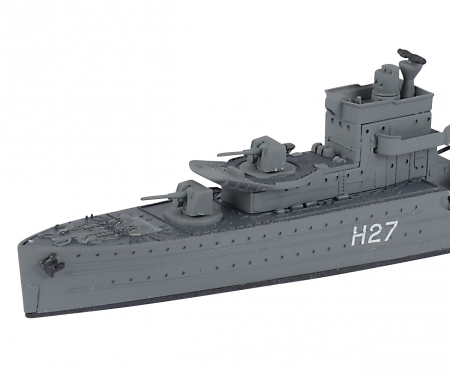 tamiya 1:700 Brit. Destroyer E-Class WL