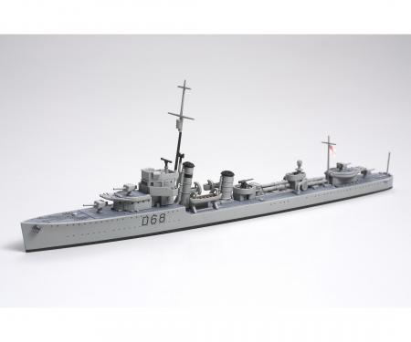 tamiya 1:700 Aust. Vampire Destroyer WL