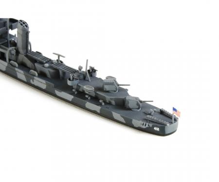tamiya 1:700 US Hammann Destroyer WL