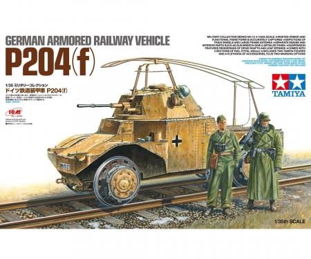 tamiya 1/35 P204(f) Railway