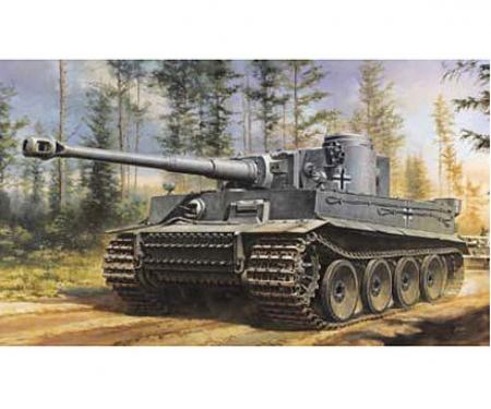 1:48 WWII Ger.Sd.Kfz.181 Tiger I Ausf.E