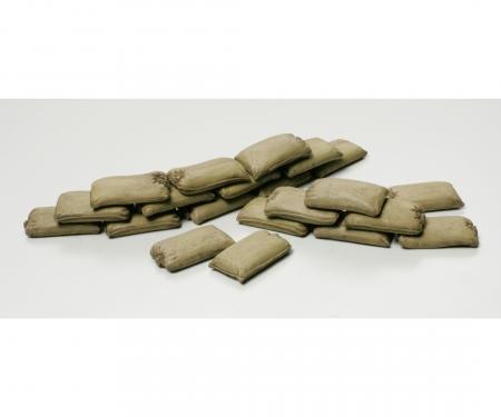 tamiya 1:48 WWII Diorama-Set Brick Wall&Sandbag