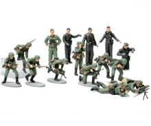 tamiya 1:48 WWII Figure-Set Ger.Infantary (15)