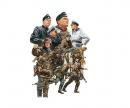 1:48 WWII Figure-Set Ger.Pz.Grenadi.(15)