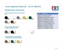 tamiya 1:48 WWII Dt. Panzer Jagdpanther Sp.Aus.