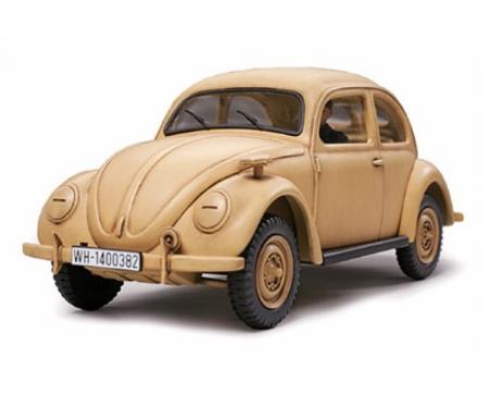 tamiya 1:48 WWII Volkswagen Type82E Staff Car