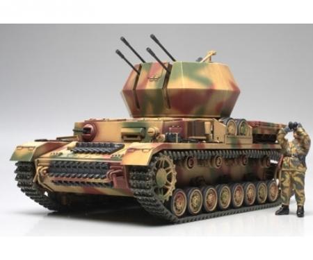 tamiya 1:48  Ger.Flak Tank.IV Wirbelwind(4)