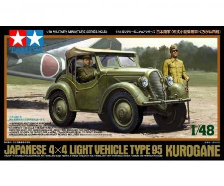 tamiya 1:48 Jap. Kurogane Lt. Vehicle 4x4 (2)