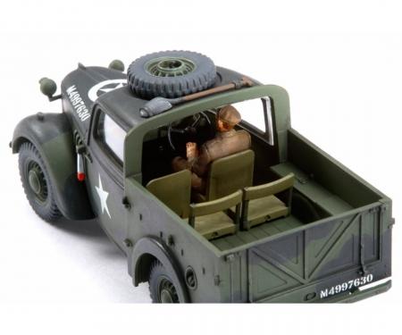 tamiya 1:48 WWII Brit. Small Staff Car 10HP