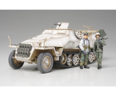 tamiya 1:48 Sd.Kfz. 251/1 Ausf.D Halftrack (2)
