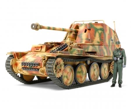 1:48 WWII Ger. Tank Destroy. Marder IIIM