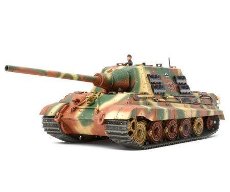 tamiya 1:48 WWII Dt.Schw.Pz.Jagdtiger Früh.Pr.