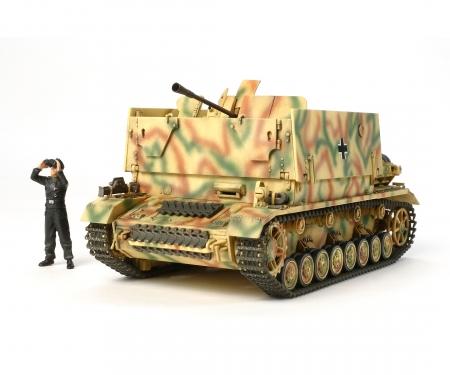 tamiya 1:48 Ger.Flakpanzer Möbelwagen Flak 43