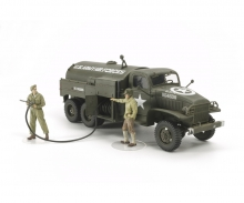 1:48 US WWII 2.5to 6x6 Airf. Fuel Tr.(2)
