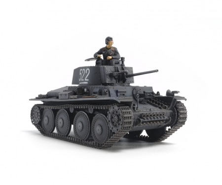 tamiya 1:48 Ger. PzKpfw. 38(t) Ausf.E/F