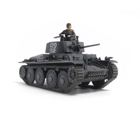 1:48 WWII PzKpfw. 38(t) Ausf. E/F