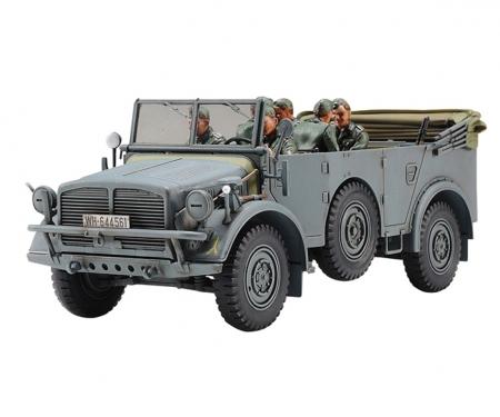 tamiya 1:48 Deut. Horch Typ 1a 4x4 Geländewagen