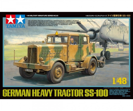 1/48 Heavy Tractor SS-100