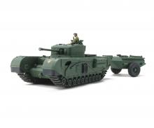 tamiya 1:48 Brit.Pz. Churchill Mk.VII Crocodile
