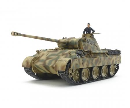 tamiya 1:48 Panther Ausführung D