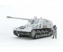tamiya 1:48 Ger. Nashorn Tank destroyer (1)