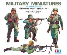 tamiya 1/35 German Infantry