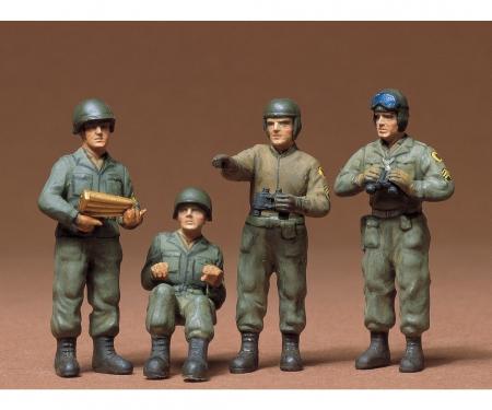 tamiya 1/35 U.S. Tank Crew