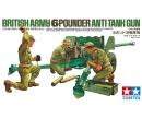 tamiya 1/35 Brit. 6pdr Anti-Tank Gun