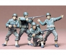 tamiya 1:35 Figure-Set US Army Infant. (4)