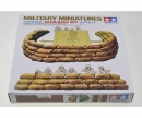tamiya 1:35 Diorama-Set Sand Bags (36+12)