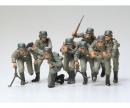 1:35 WWII Fig.-Set Dtsch. Infanterie (8)