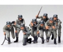 tamiya 1:35 WWII Fig.-Set Ger. Assault Tro. (8)