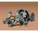 tamiya 1:35 WWII Dt. 3,7cm PAK 35/36 m. Fig.(4)