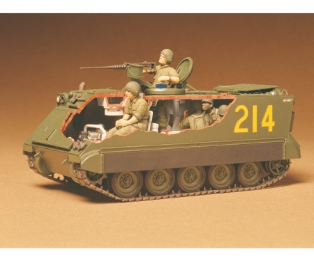 tamiya 1:35 US M113 A.P.C Personal Carrier (5)