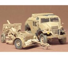 tamiya 1:35 WWII Brit.25pdr Field gun w/Veh.(1)