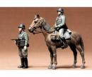1:35 WWII Dt. Infanterie (beritten) (2)