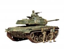 TAMIYA 300035061-1:35 WWII Figuren-Set Deutsche Panzer Grenardiere 8