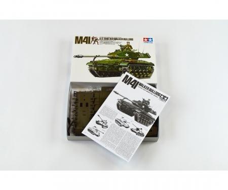 tamiya 1:35 US Tank M41 Walker Bulldog (3)