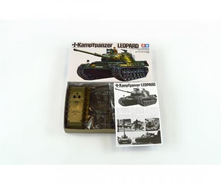 tamiya 1:35 Bundeswehr MBT Leopard 1 (1)