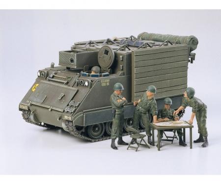 tamiya 1:35 US M577 Command Post Amoured (5)