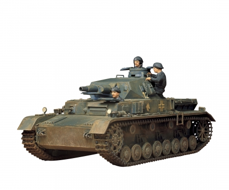 tamiya 1:35 Dt. PzKpfw. IV Ausf. D (3)