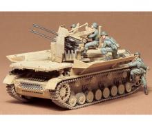 1:35 WWII Ger. Flak-Pz IV Möbelwagen (4)