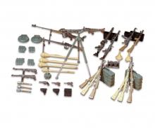 tamiya 1:35 Diorama-Set Ger. Weapons Inf.(24)