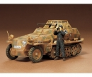 tamiya 1:35 Ger. Halftrack 250/9 Arm. (1)